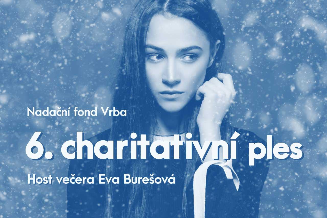 6. charitativní ples Nadačního fondu Vrba