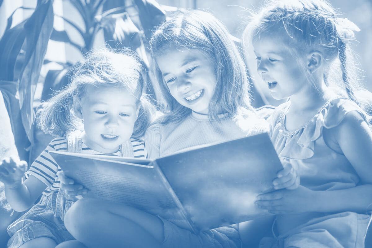 Knihy pro děti z ovdovělých rodin